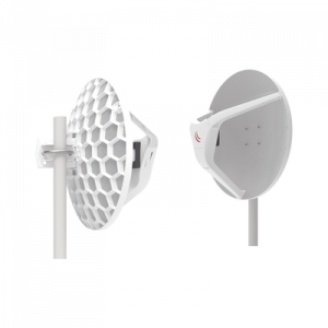 RBLHGG-60AD-KITR2 MIKROTIK (Wireless Wire Dish) Enlace completo de 60GHz, Hasta 2Gbps