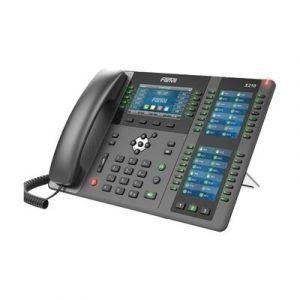 X-210 FANVIL Teléfono empresarial IP hasta 20 lineas SIP, 106 botones DSS, con Bluetooth integrado